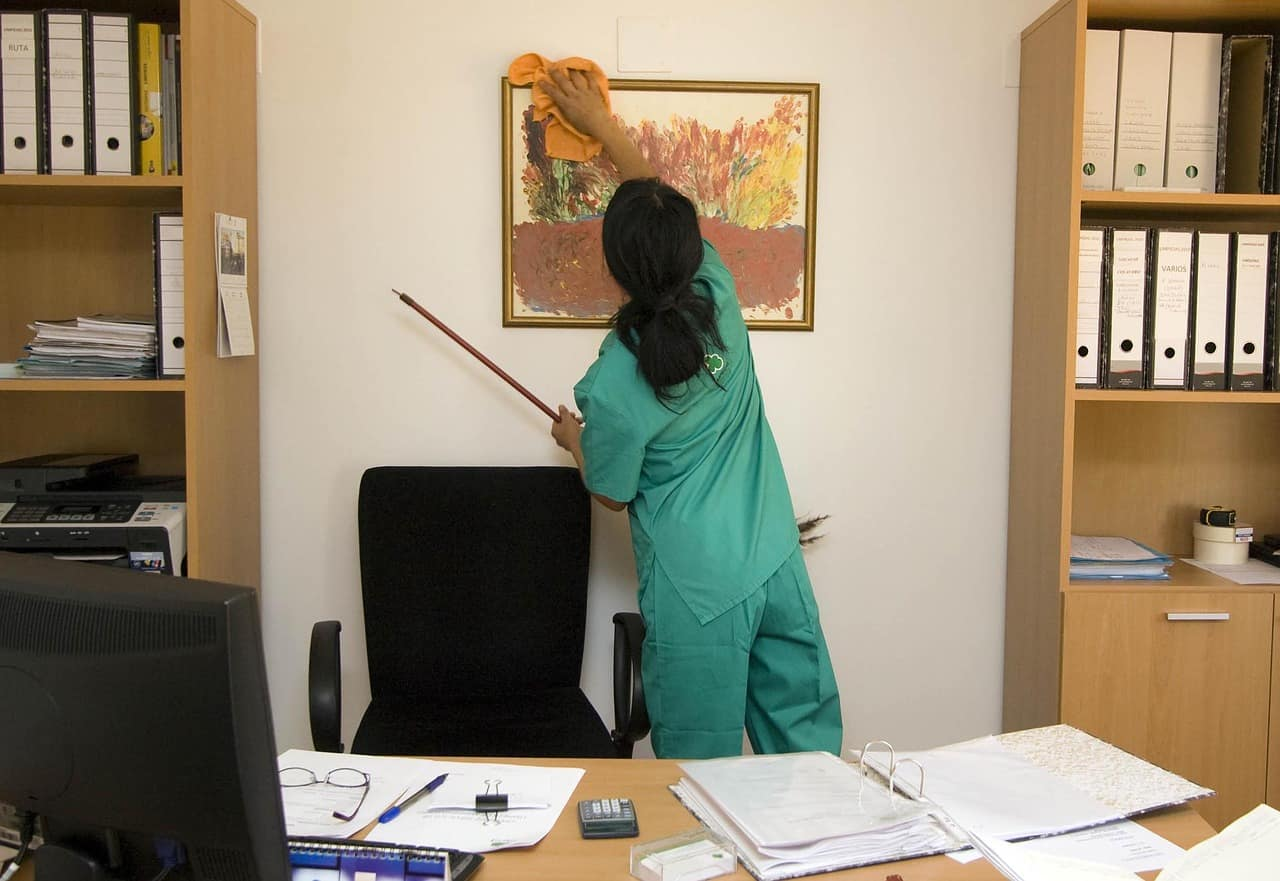 שירותי ניקיון משרדים – חשוב לבריאות!